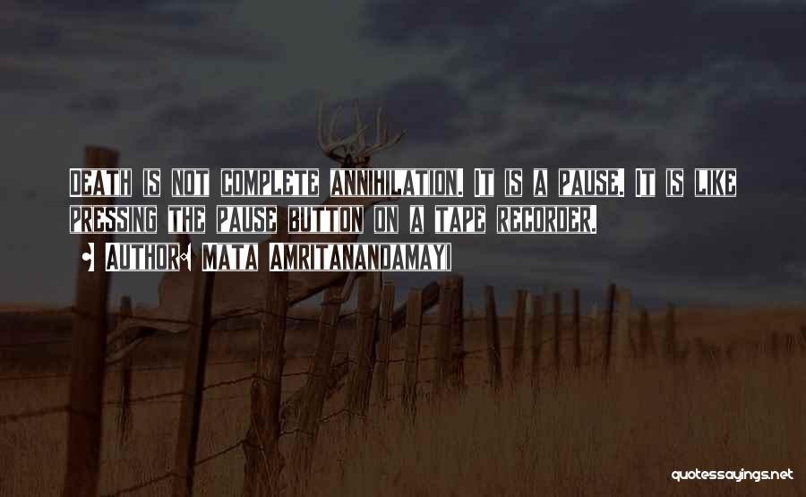Mata Amritanandamayi Quotes 1368168