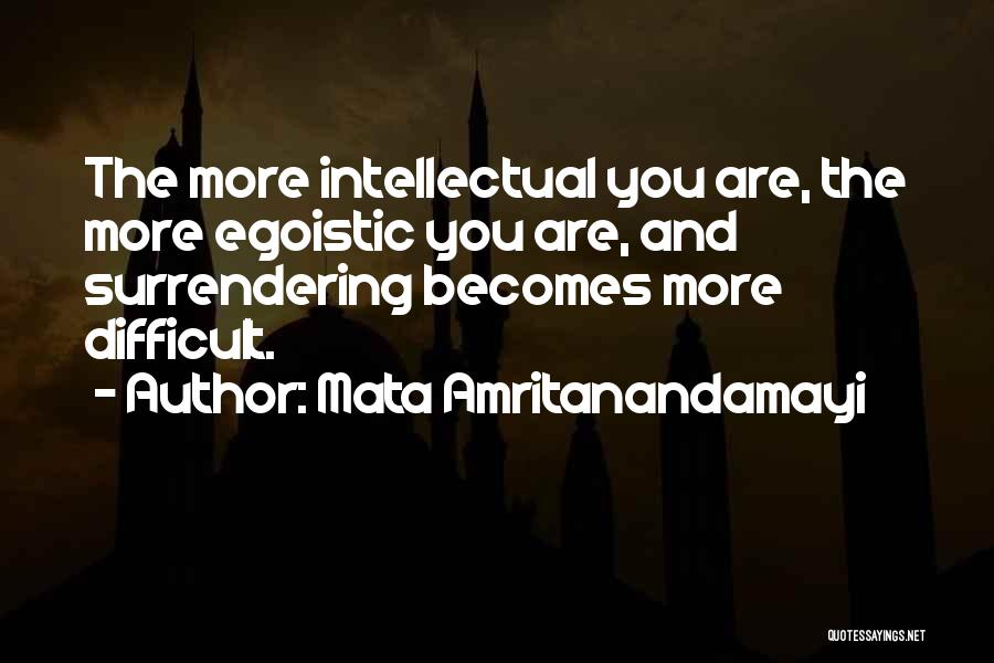 Mata Amritanandamayi Quotes 1496774