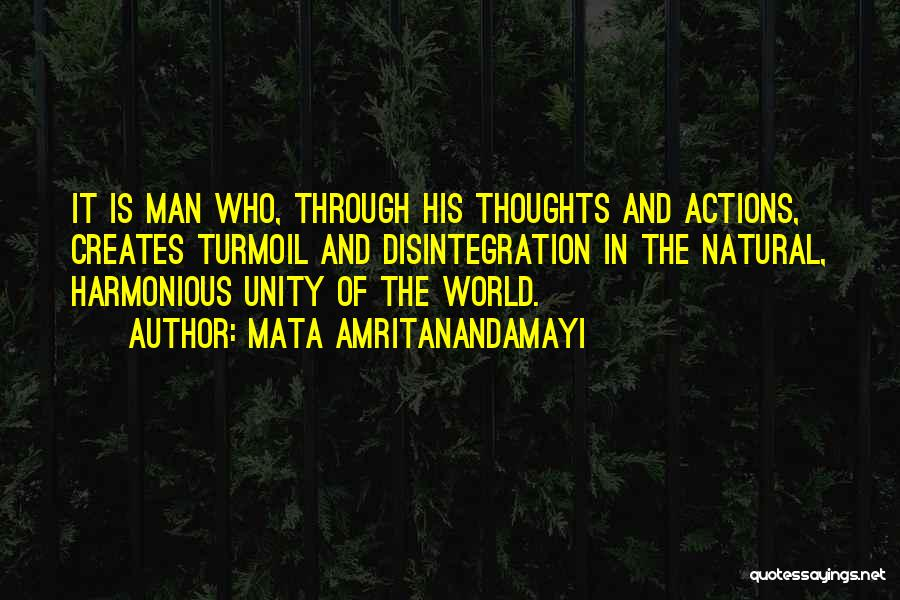 Mata Amritanandamayi Quotes 1534615