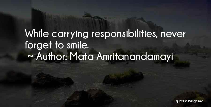 Mata Amritanandamayi Quotes 1568176