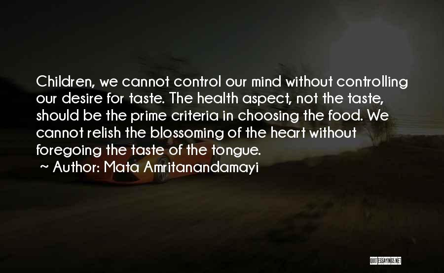 Mata Amritanandamayi Quotes 1651392
