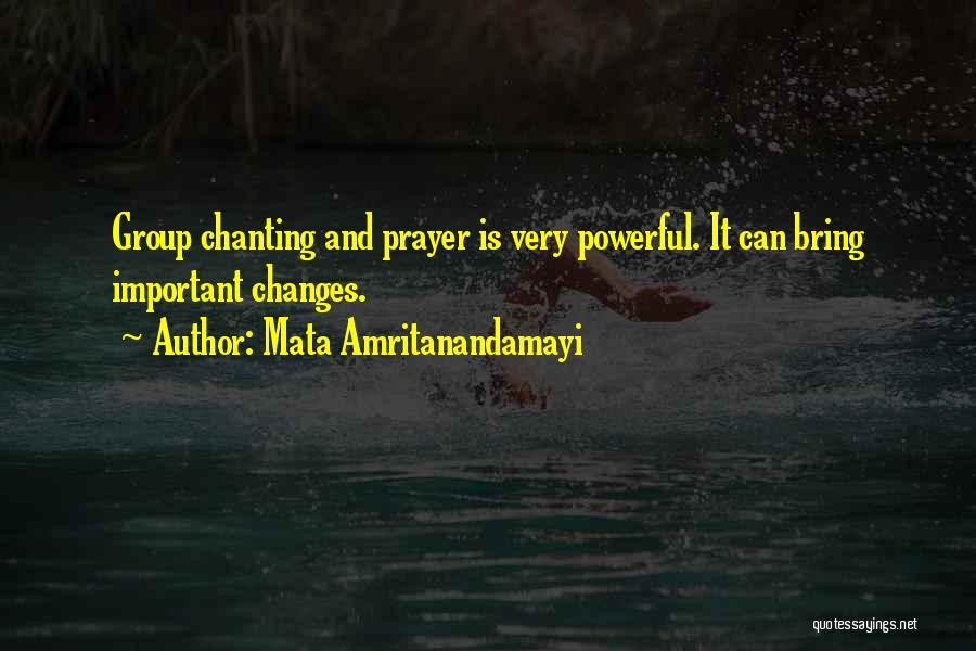 Mata Amritanandamayi Quotes 1703001