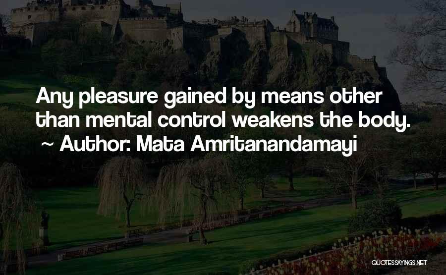 Mata Amritanandamayi Quotes 1770142