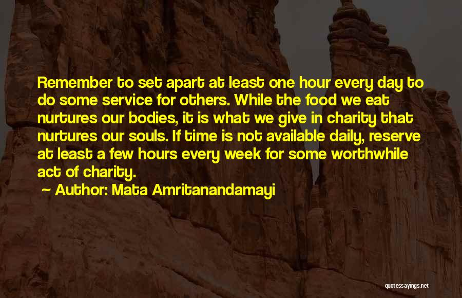 Mata Amritanandamayi Quotes 1966413