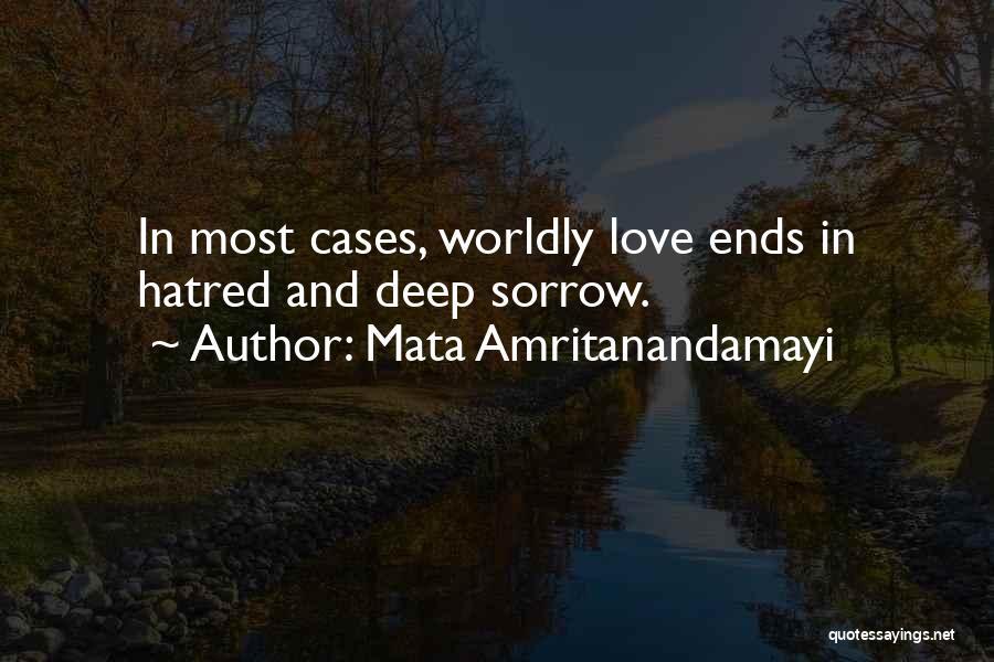 Mata Amritanandamayi Quotes 1980396