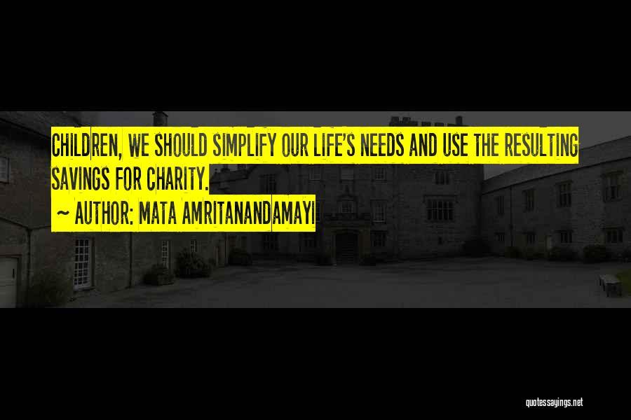 Mata Amritanandamayi Quotes 401557