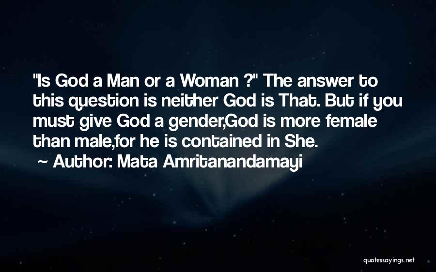 Mata Amritanandamayi Quotes 678276
