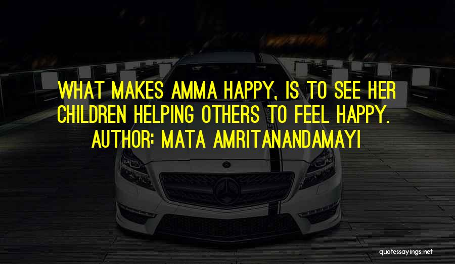Mata Amritanandamayi Quotes 853821