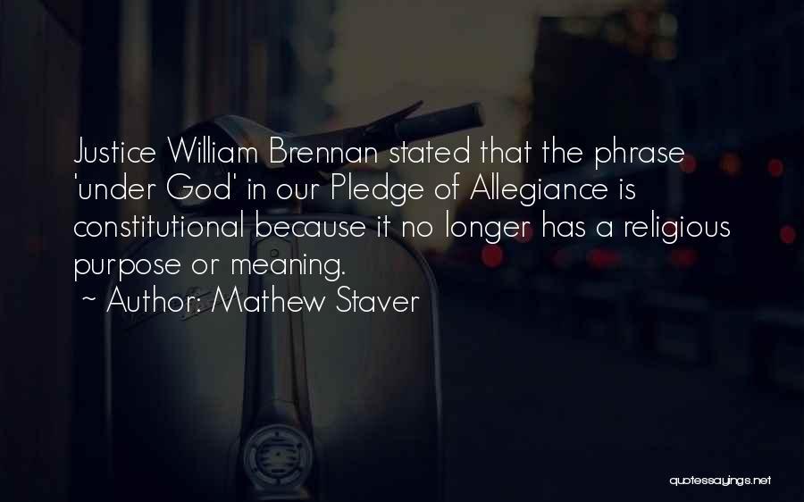 Mathew Staver Quotes 1041224