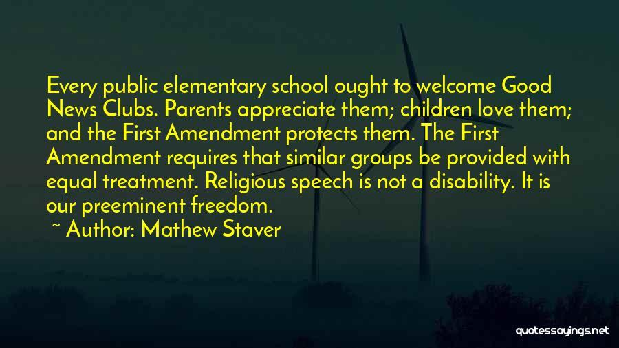 Mathew Staver Quotes 220609