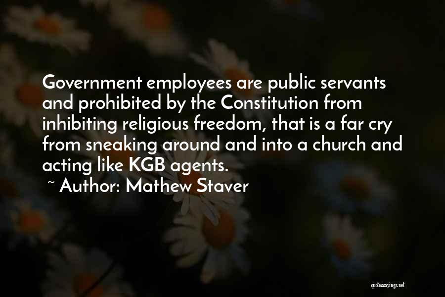 Mathew Staver Quotes 348224