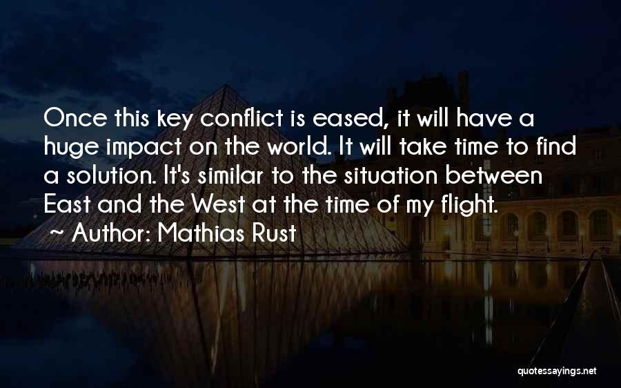 Mathias Rust Quotes 1311716