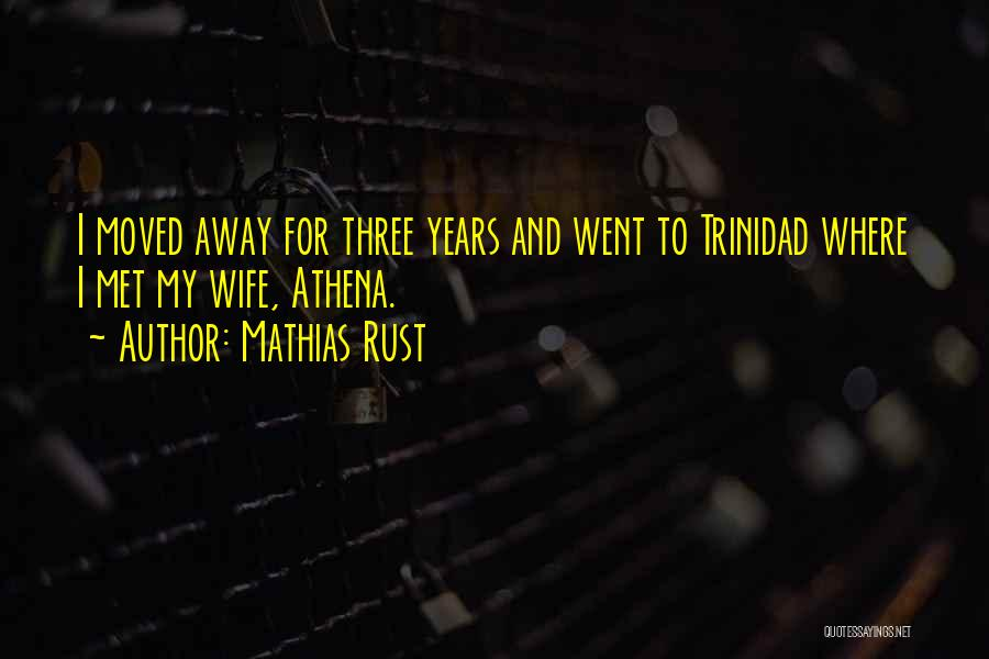Mathias Rust Quotes 497277