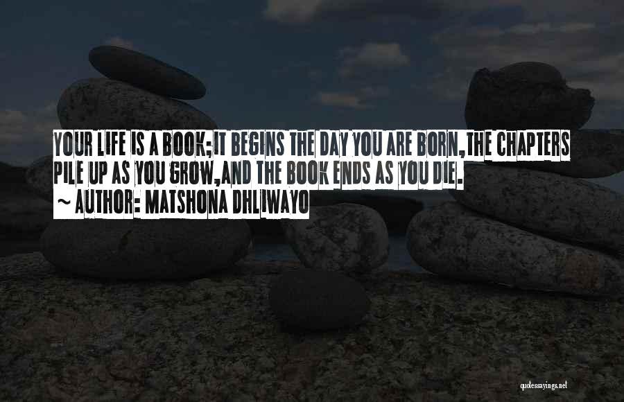 Matshona Dhliwayo Quotes 1020308