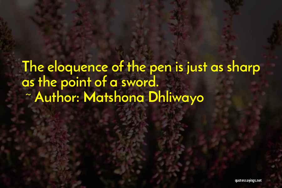 Matshona Dhliwayo Quotes 1067413