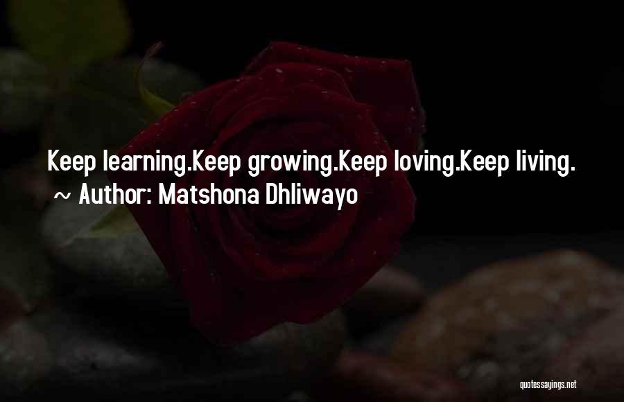 Matshona Dhliwayo Quotes 1300674