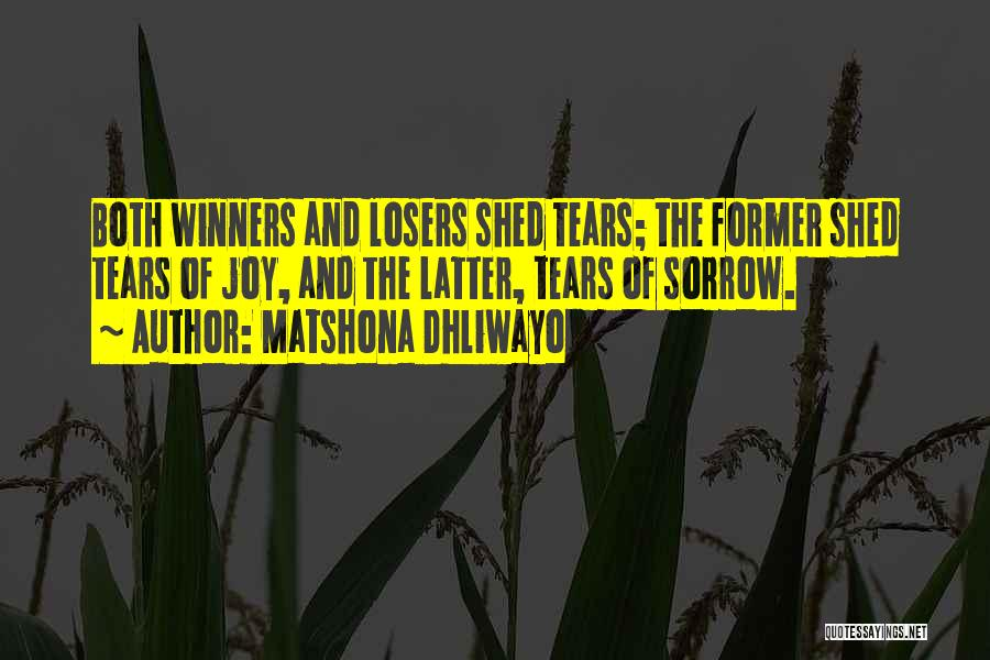 Matshona Dhliwayo Quotes 1487005