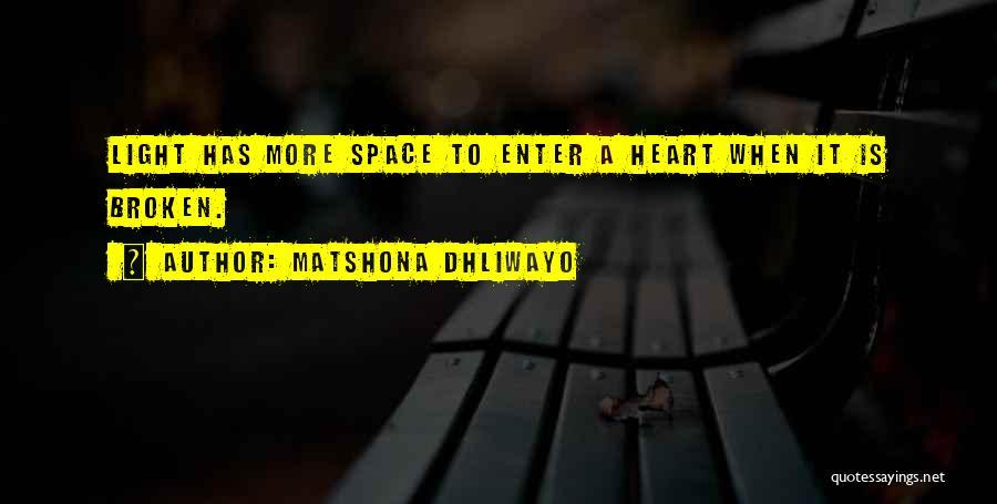 Matshona Dhliwayo Quotes 152309