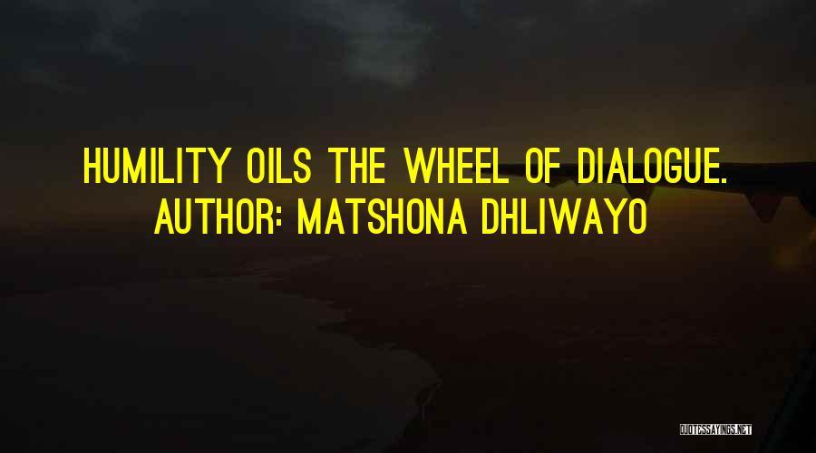 Matshona Dhliwayo Quotes 1555041