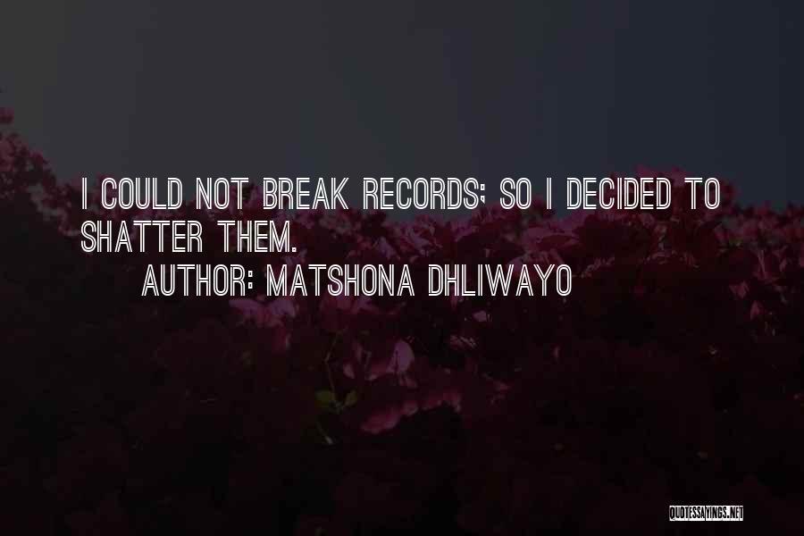 Matshona Dhliwayo Quotes 1619292
