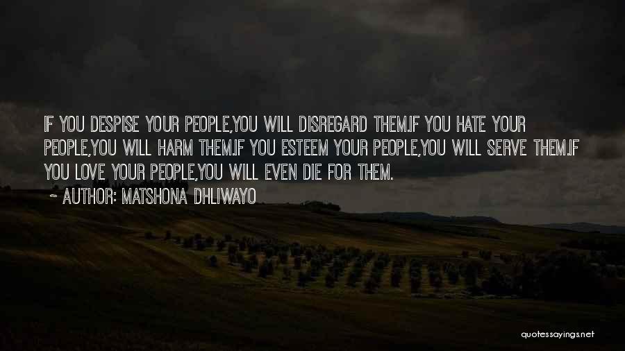 Matshona Dhliwayo Quotes 1622400