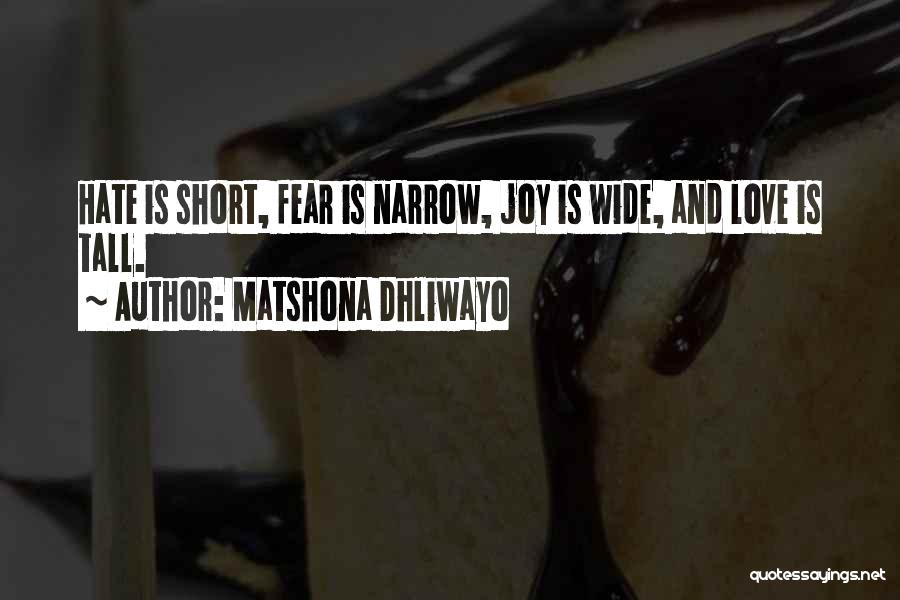 Matshona Dhliwayo Quotes 1633798