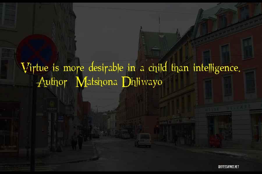 Matshona Dhliwayo Quotes 1831809