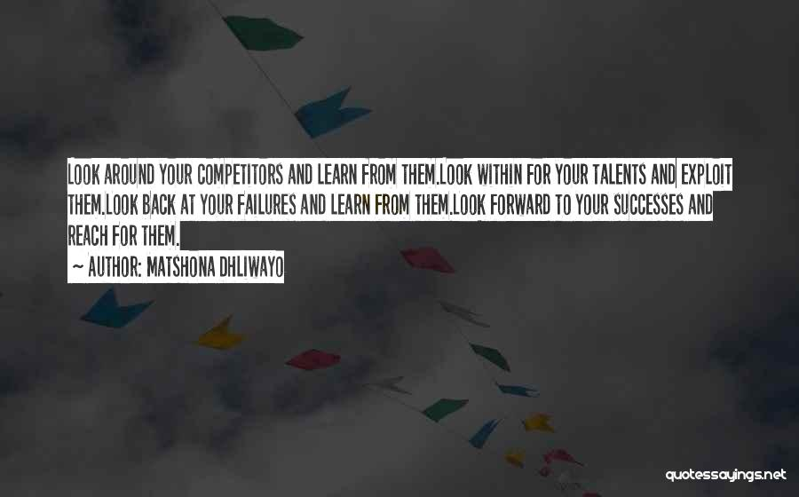 Matshona Dhliwayo Quotes 1847144