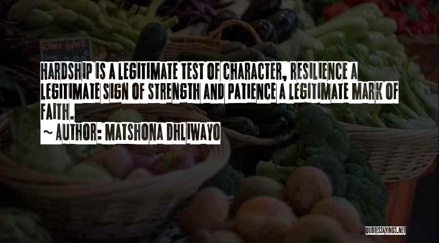 Matshona Dhliwayo Quotes 2045040