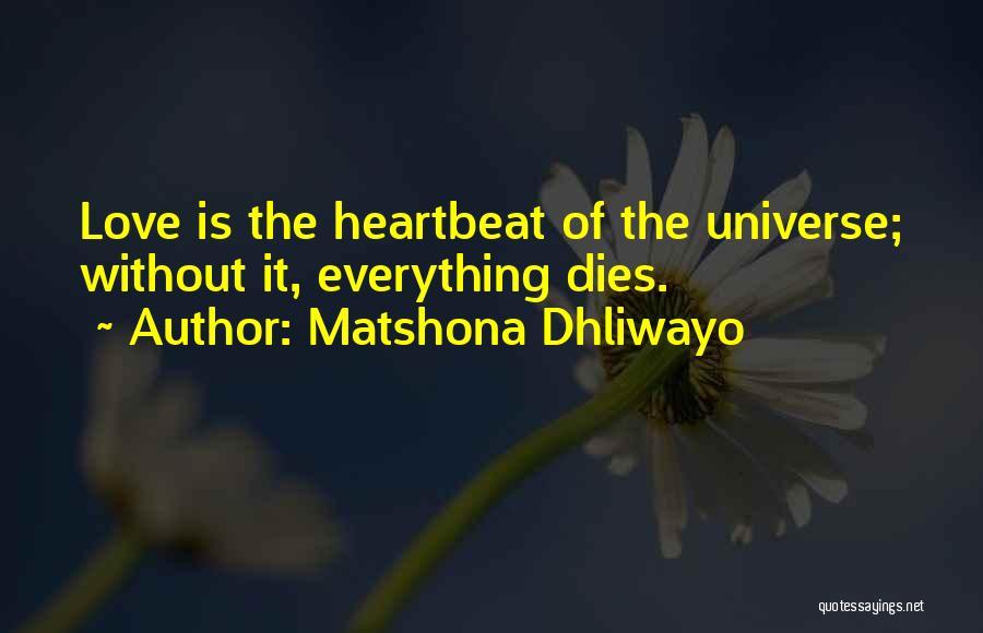Matshona Dhliwayo Quotes 205545