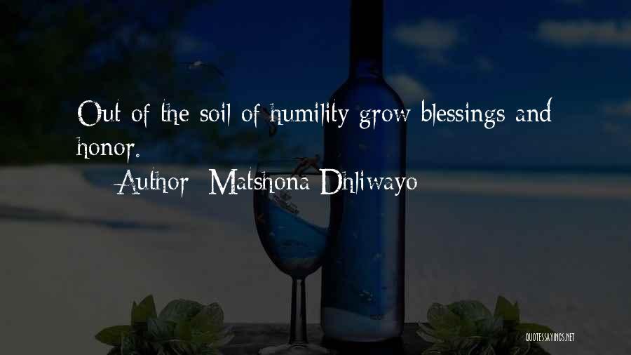 Matshona Dhliwayo Quotes 2061714
