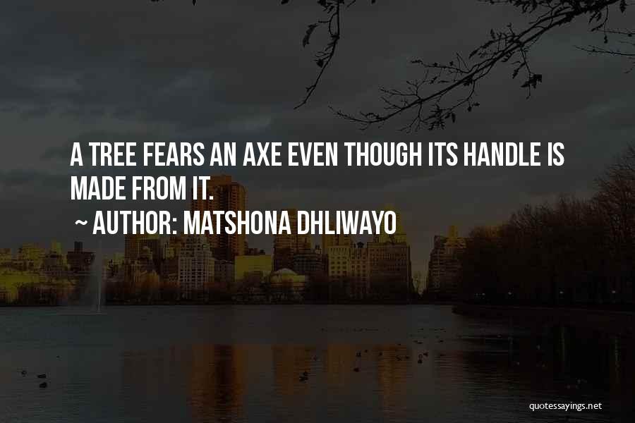 Matshona Dhliwayo Quotes 727260