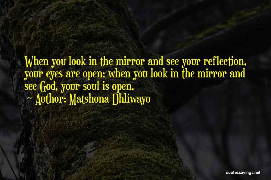 Matshona Dhliwayo Quotes 854669