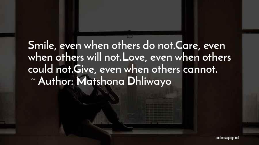 Matshona Dhliwayo Quotes 951442