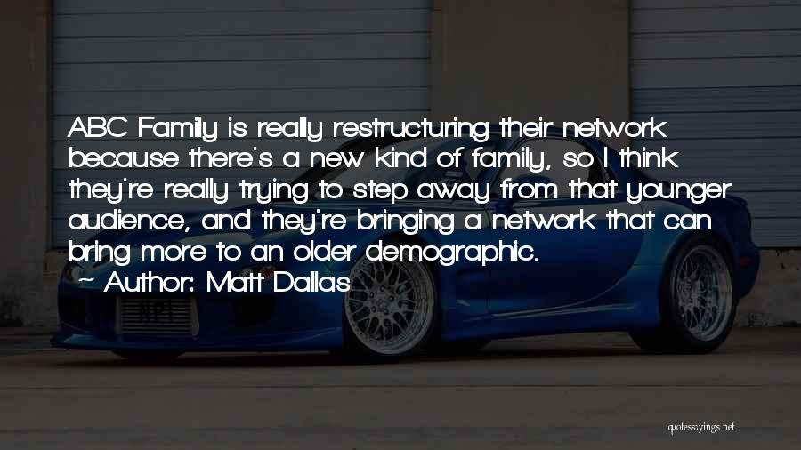 Matt Dallas Quotes 2261543