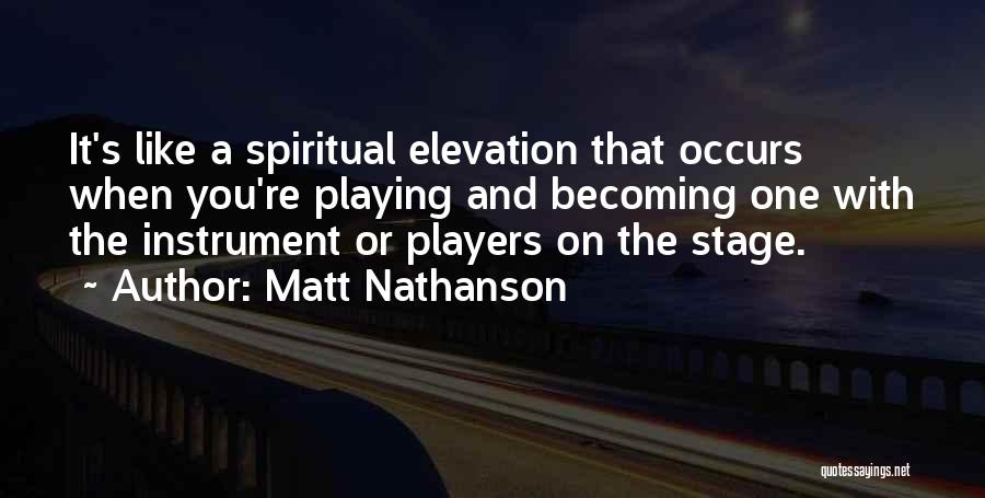 Matt Nathanson Quotes 2253803