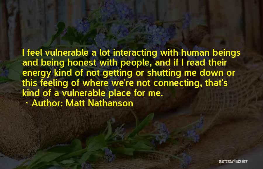 Matt Nathanson Quotes 944750