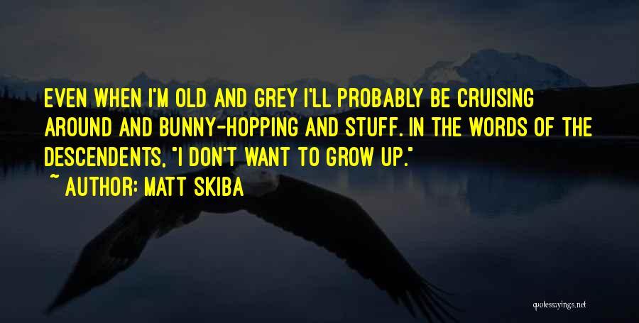 Matt Skiba Quotes 1818699