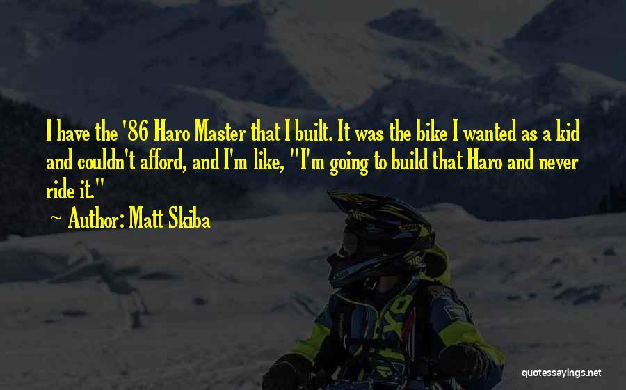 Matt Skiba Quotes 408007