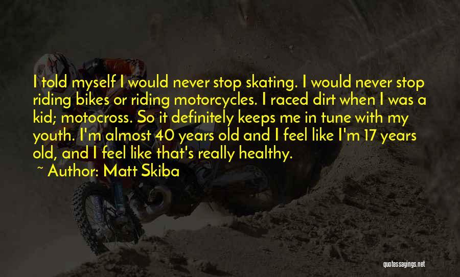 Matt Skiba Quotes 431071