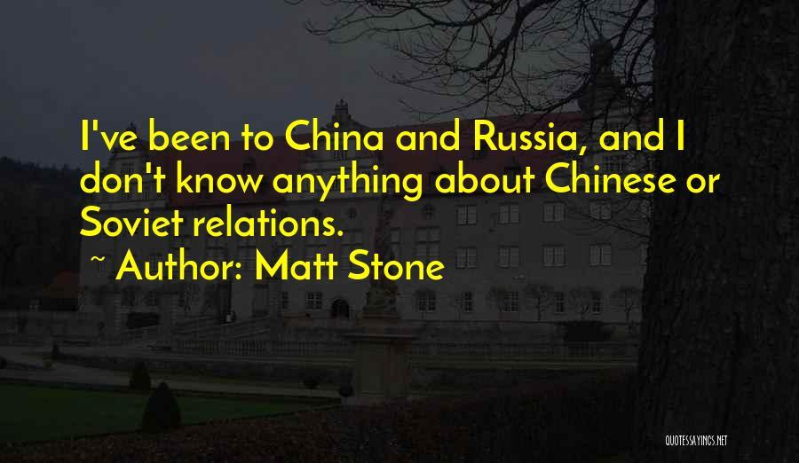 Matt Stone Quotes 1068321