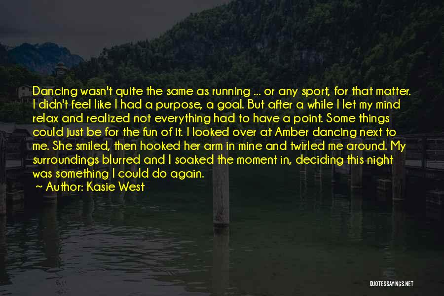 Matter Over Mind Quotes By Kasie West