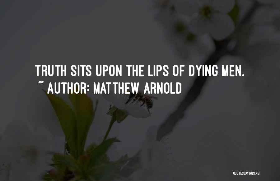 Matthew Arnold Quotes 1000260