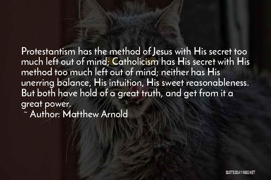 Matthew Arnold Quotes 1091570