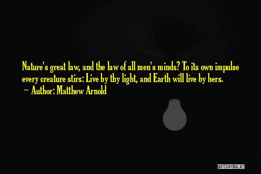 Matthew Arnold Quotes 1207673