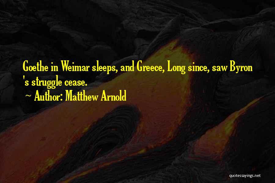 Matthew Arnold Quotes 1210631