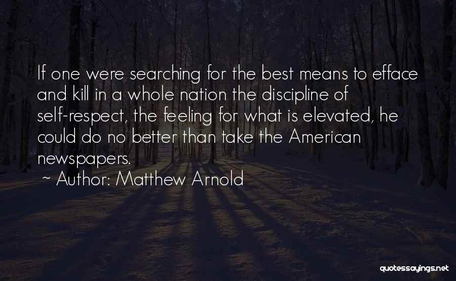 Matthew Arnold Quotes 122674