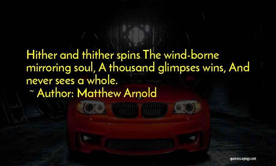 Matthew Arnold Quotes 1241049