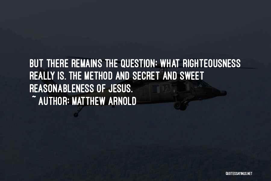 Matthew Arnold Quotes 1255048