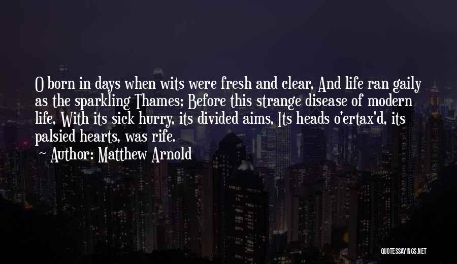 Matthew Arnold Quotes 145150
